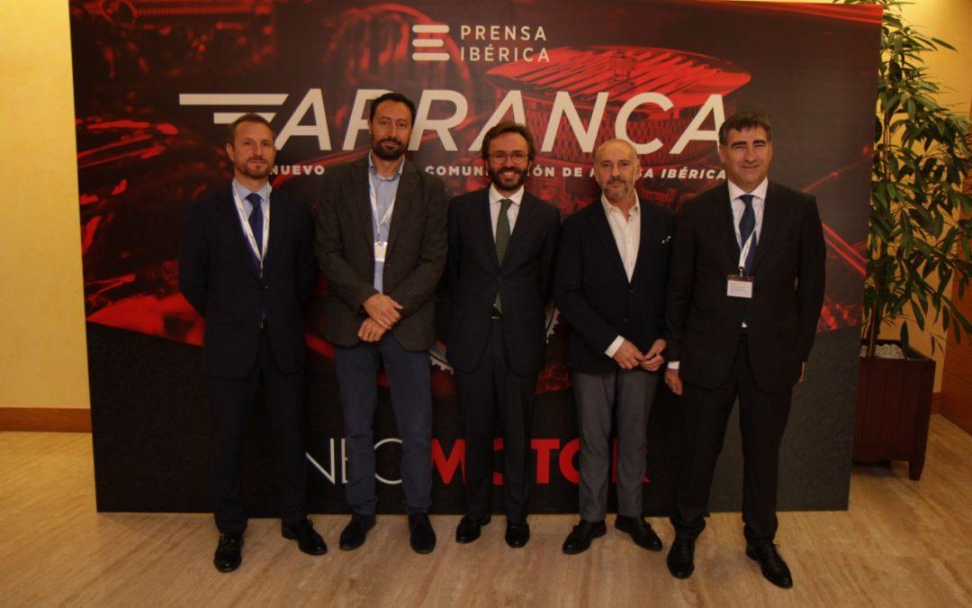 Prensa Ibérica presenta al mercado NEOMOTOR, su nuevo producto global del Motor