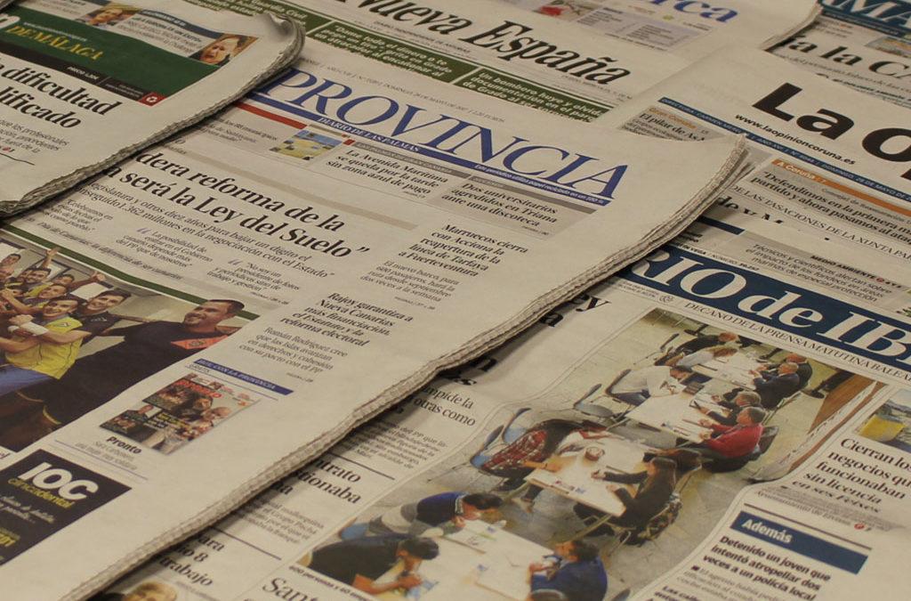 40 Aniversario de Prensa Ibérica en Canarias
