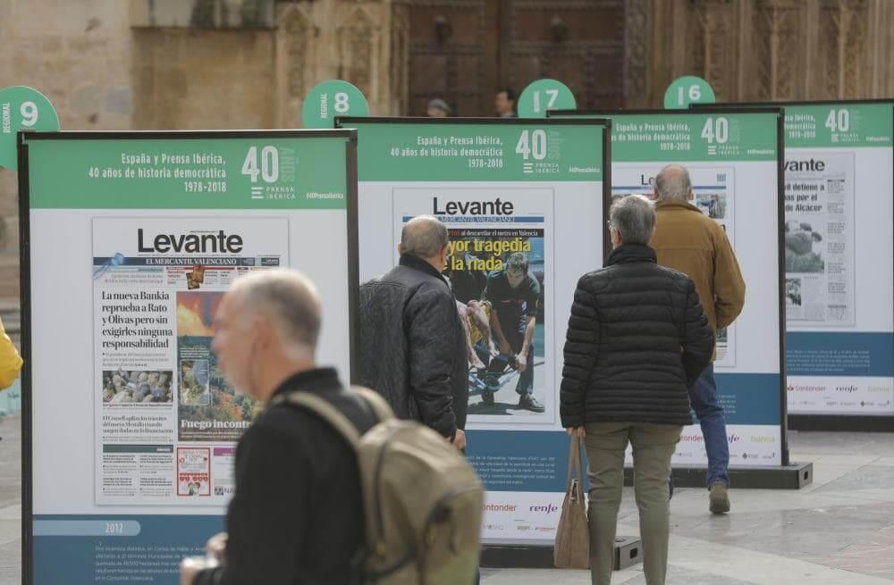 Levante – EMV celebra el Aniversario de Prensa Ibérica