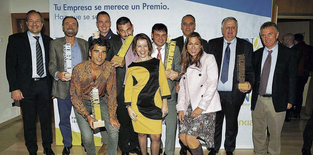 Premios InnoBankia ya tienen ganadores en Mallorca