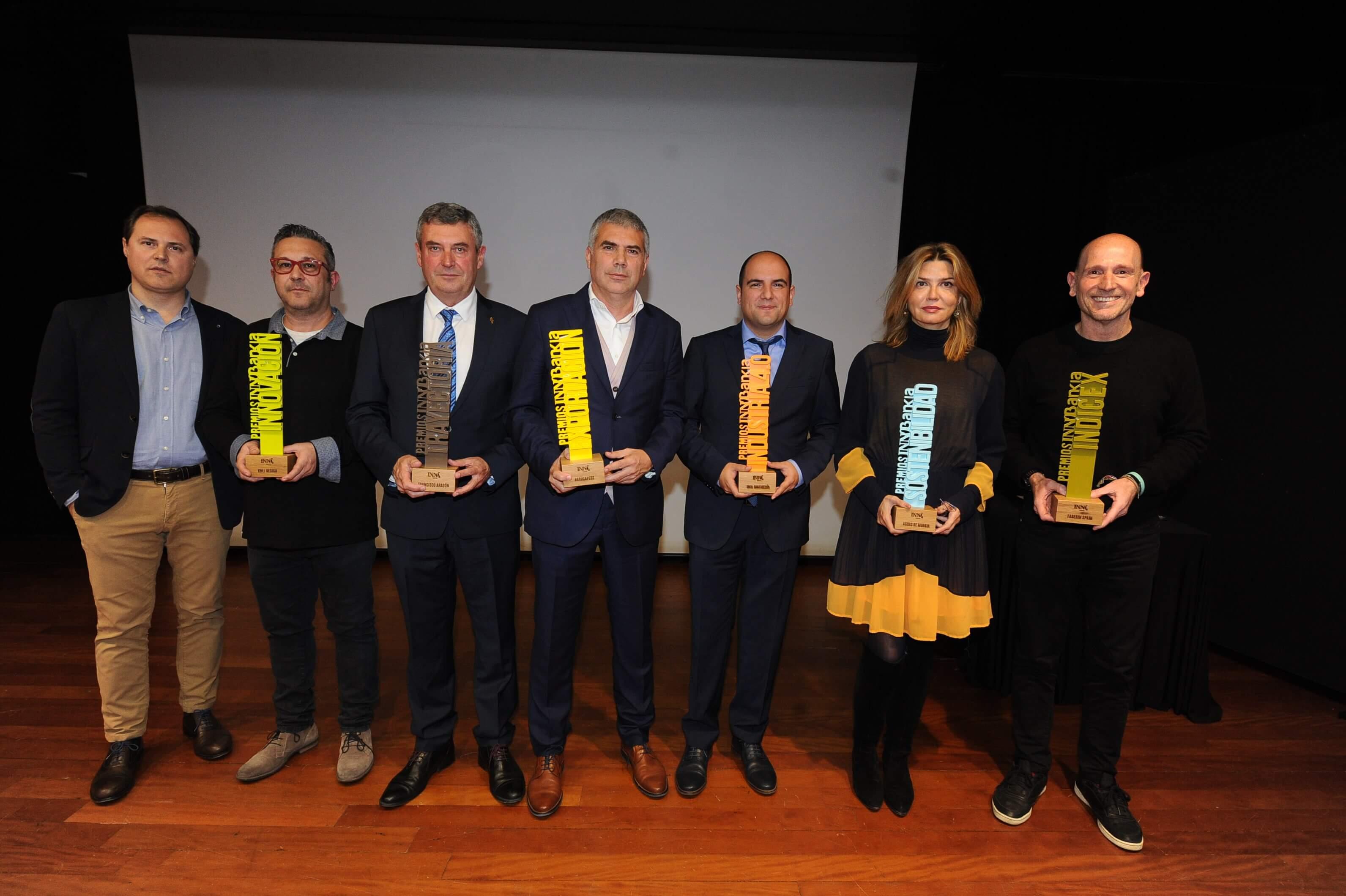 Ganadores Innobankia Murcia