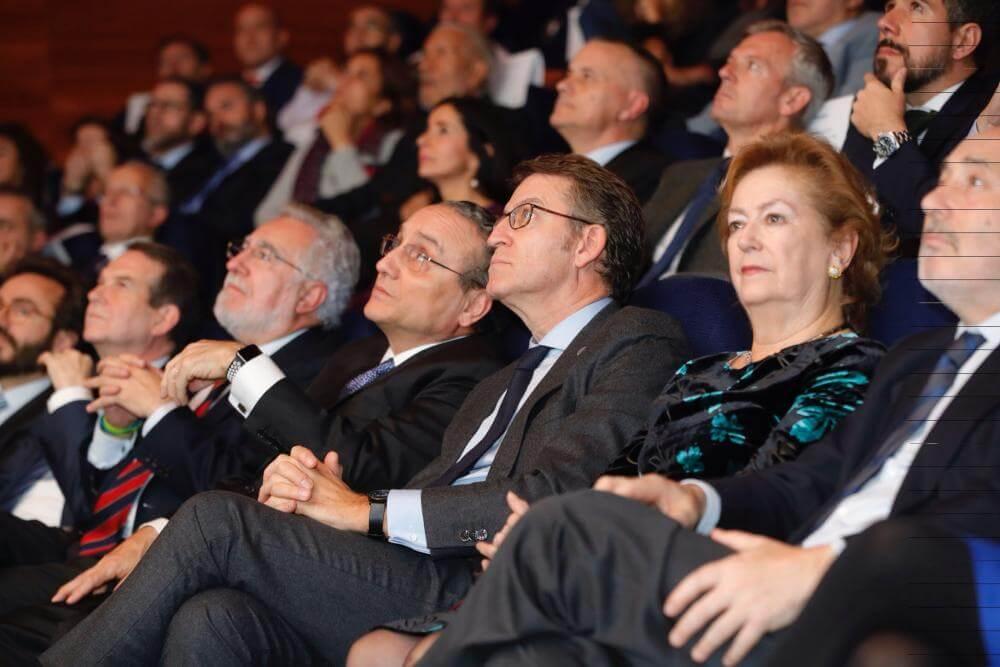 Faro de Vigo 40 anivesario Auditorio