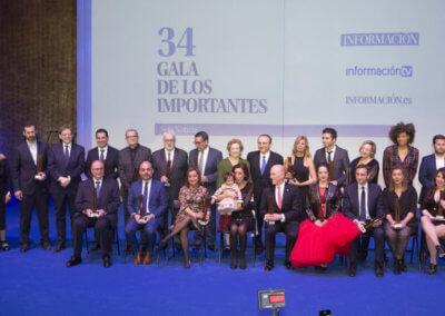 Galardonados Premios Importantes