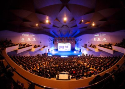 Auditorio gala Importantes