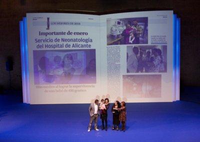 Premio Importantes a Hospital Alicante