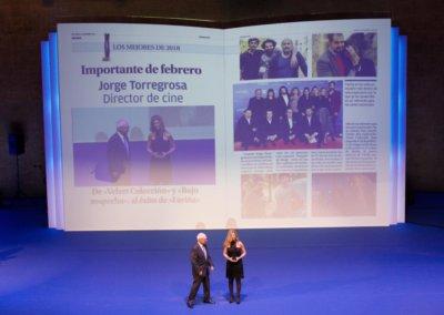 Premio Importante a Jorge Torregrossa