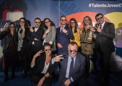Representación Prensa Ibérica en Talento Joven
