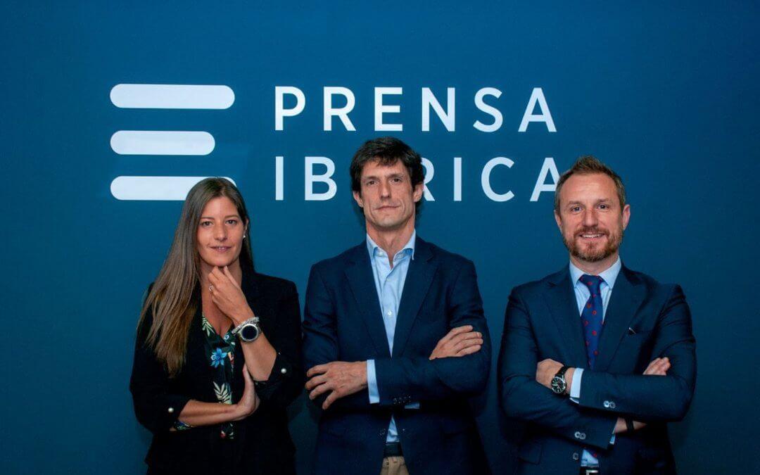 Borja Buesa se incorpora como responsable comercial de Eventos en Prensa Ibérica