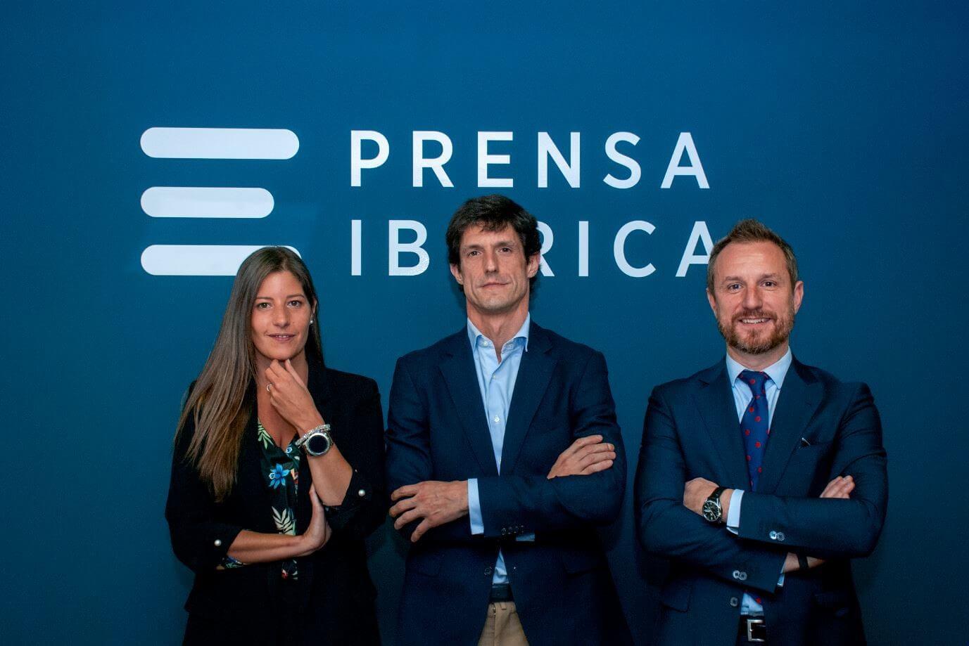 Borja Buesa se incorpora a Prensa Ibérica