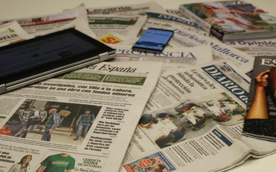 Un nuevo estudio llama a la vía de la concienciación para salvar a los periódicos locales
