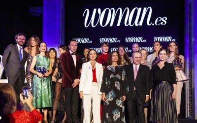 Woman premia el talento y la inspiración femenina en sus IV premios