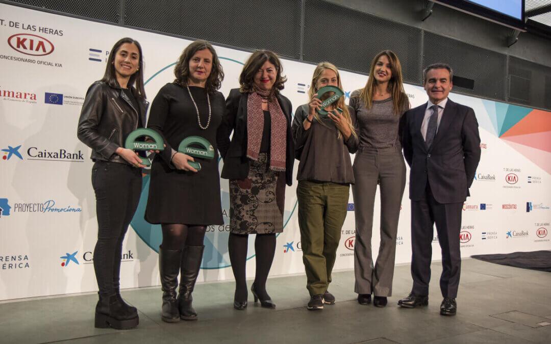 Gala final premios eWoman