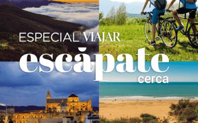 Prensa Ibérica lanza la campaña turística #Escápate cerca