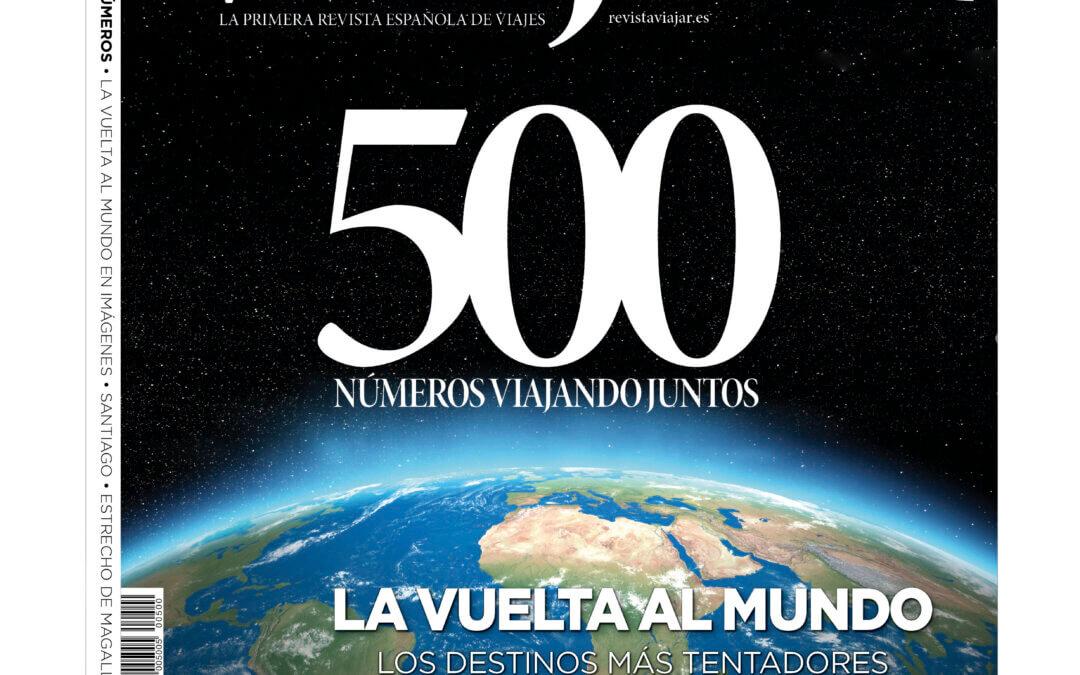 VIAJAR publica su número 500