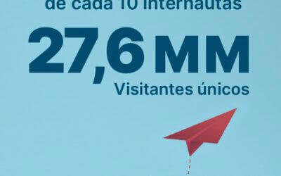 Prensa Ibérica se situa como 2º grupo en la categoría News&Information